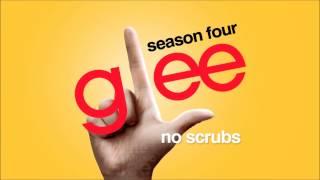 No Scrubs - Glee [HD Full Studio]