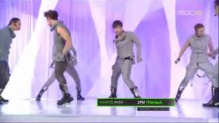 2PM Shuffling feat SNSD