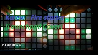 KDrew - Fire Starter   Dual Launchpad Cover