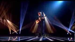 ed sheeran - give me love, x factor uk