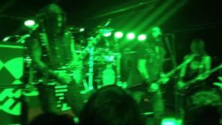 Machine Head- Locust Fresno, CA 7/8/2014