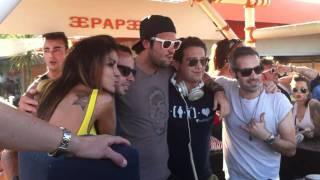 Patrick Ray dj set from MonteCarlo to Papeete Milano Marittima