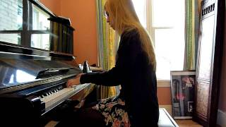 Lara plays Corridors of Time from Chrono Trigger (piano cover)