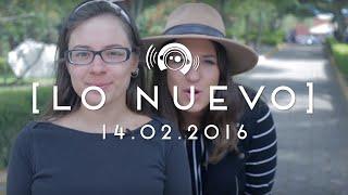 LO NUEVO RC - Jaime Guevara, Nicola Cruz, Elia Liut