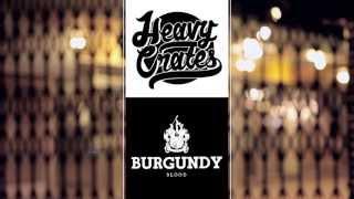 BURGUNDY CRATES