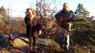 Mimi & Dodo - Private Lily (Live Trollhättan Freezing Session 2014)