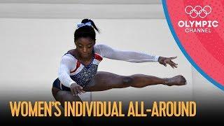 Women's Individual All-Around Final - Artistic Gymnastics   Rio 2016 Replay