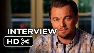 The Wolf of Wall Street Interview - Leonardo DiCaprio (2013) - Martin Scorsese Movie HD