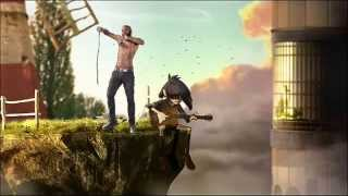 Gorillaz feat. MC Ride - Feel Noided Inc.