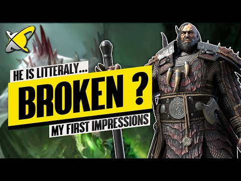 HUGE POTENTIAL BUT BROKEN !? | Roric Wyrmbane First Impresisons & Test Build | RAID: Shadow Legends