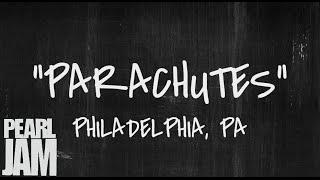 Parachutes - Live in Philadelphia, PA (10/22/2013) - Pearl Jam Bootleg