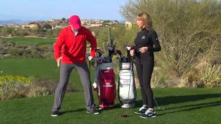 Sequencing - Initiating the Downswing through the Lower Body