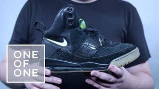 Rare Nike Air Yeezy 1 Sample I One of One
