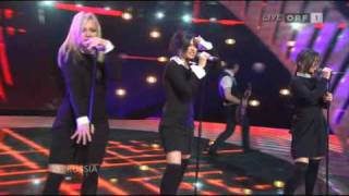 Serebro - Eurovision 2007 Russia Song number 1