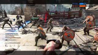 For Honor #1 (Beta)