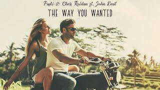 Paski & Chris Roldan ft. John Emil - The Way You Wanted (Official Lyric Video)