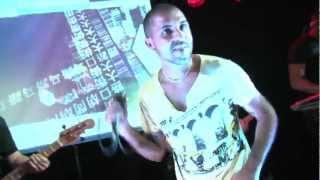 Chris Dortas - Mulher de fases - Raimundos - Ao Vivo