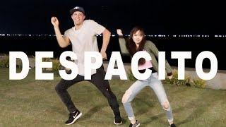 """DESPACITO"" - Luis Fonsi ft Justin Bieber Dance | @MattSteffanina ft AC Bonifacio"