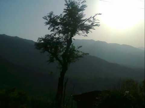 beautiful hills of Nepal