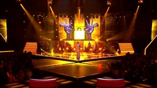 The Voice Australia: Karise Eden sings Stay With Me Baby