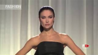 FAUSTO SARLI Haute Couture Spring Summer 2011 - Fashion Channel
