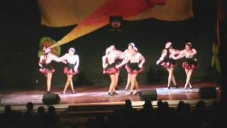 ANATA BOLIVIA - Baila Caporal