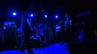 Tired Wings - Crossroads [Live @ The Mercury Lounge, NY - 01/19/2013]