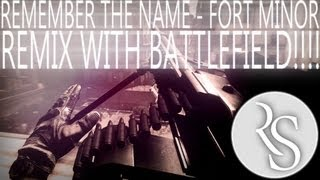 BF3 MUSIC VIDEO - REMEMBER THE NAME - FORT MINOR (Remix with BATTLEFIELD 3 Fragmovie) MUST SEE!!!!