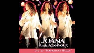 Joana Mendil chante Aznavour - Je t'attends