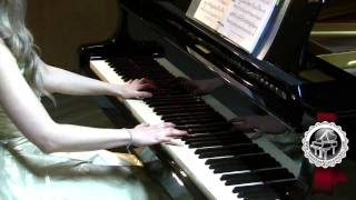 "BACH  ""Air in D major""  Piano Version (BWV 1068 )"
