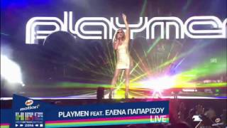 Helena Paparizou feat. Playmen - Sweet Dreams (Live @ Imera Thetikis Energias 2016)