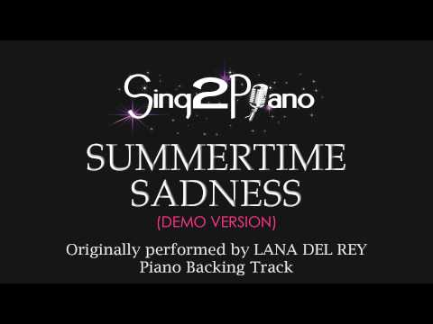 Contemporary Summertime Sadness Chords Piano Pictures - Basic Guitar ...