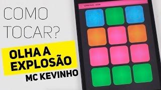 Como tocar: OLHA A EXPLOSÃO | SUPER PADS - Kit BOOM