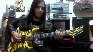 Fastway - Trick or Treat (Guitar Cover)