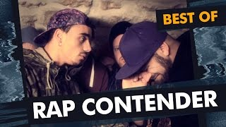 Le Dézapping - Best of Rap Contenders