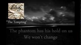 Elegy-The Tempting (Lyric Video)