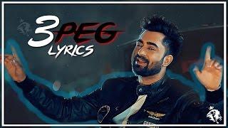 3 Peg   Sharry Mann   Lyrics   Mista Baaz    Latest Punjabi Songs 2016   Syco TM