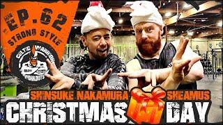 Shinsuke Nakamura Christmas Day   Ep.62 Advent Workout