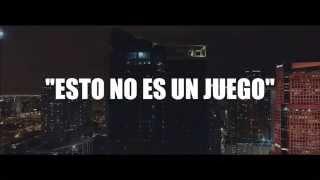 """DJ TRECE """"ESTO NO ES UN JUEGO"""" Dir. OHRANGUTANG (Official video)"""