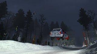 DiRT Rally - Sweden (Hamra) Lancia Delta HF Integrale
