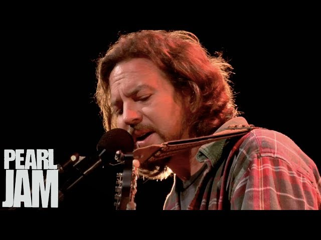 Vídeo de la canción Water on the Road de Eddie Vedder