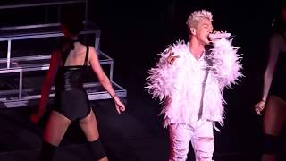 TAEYANG [LIVE] - NAKED (White Night Tour Vancouver 2017 - Day 2)