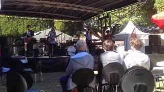The Fergies- Rain (Live)