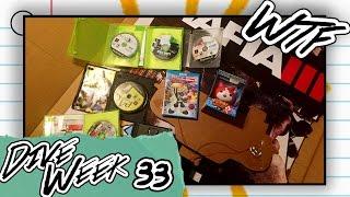 GameStop Dumpster Dive - GIGANTIC FIND! + SUPERB GAMES! - Week 33