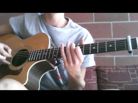 Hillsong United Stay And Wait Acoustic Guitar Riff Tutorial Chords