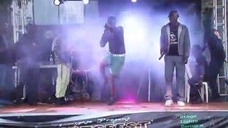 Chilu @chilubadance live perfomance at Lightfest