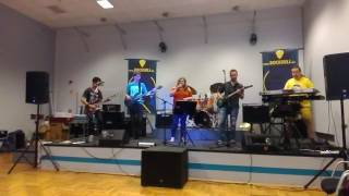 Richie Kotzen - Go Faster (Cover) Molnár Andy Rocksuli