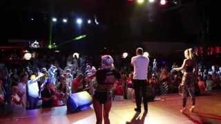 Haddaway Live Perfomance at Rixos Sungate