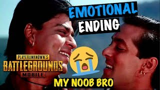 Playing with My Noob Brother Gone Emotional