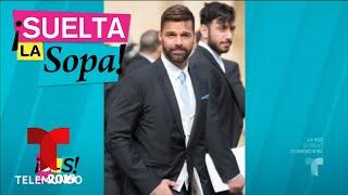 ¡Ricky Martin y Jwan Yosef volvieron a ser padres!   Suelta La Sopa   Entretenimiento